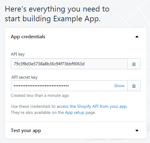 Image of Shopify App Development using PHP