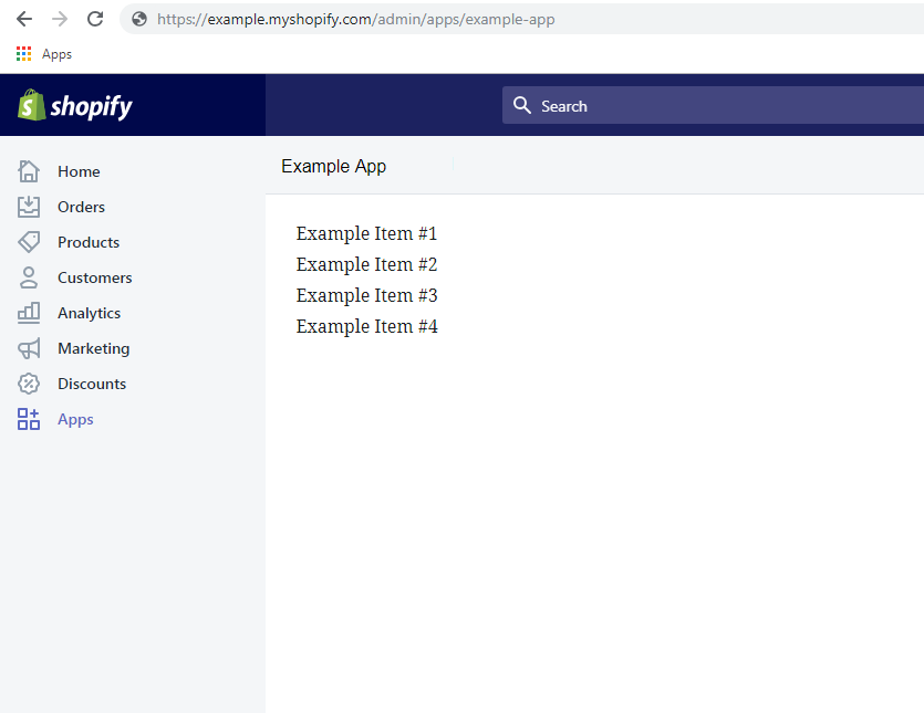 Display Shopify Products per Collection ID using PHP and Shopify API