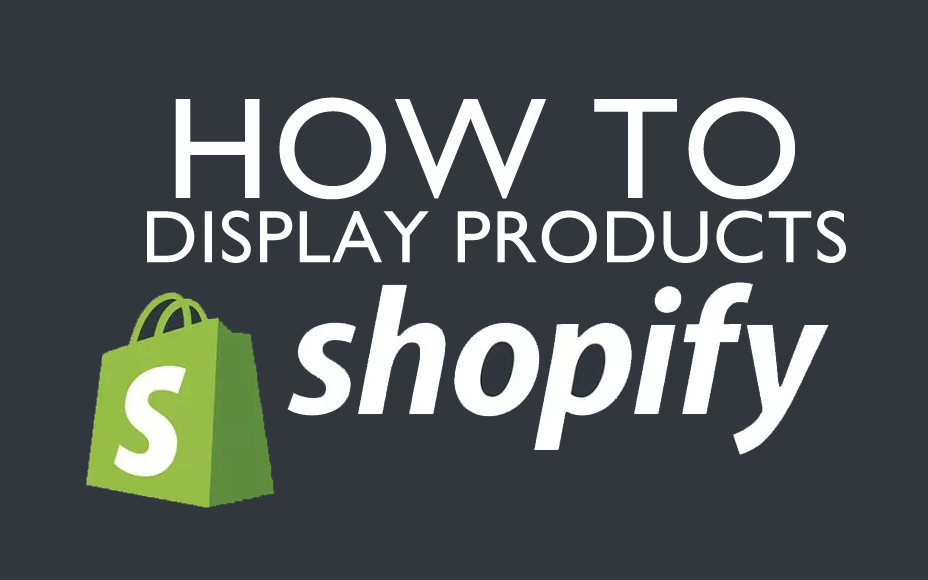 How To Display Shopify Products with PHP