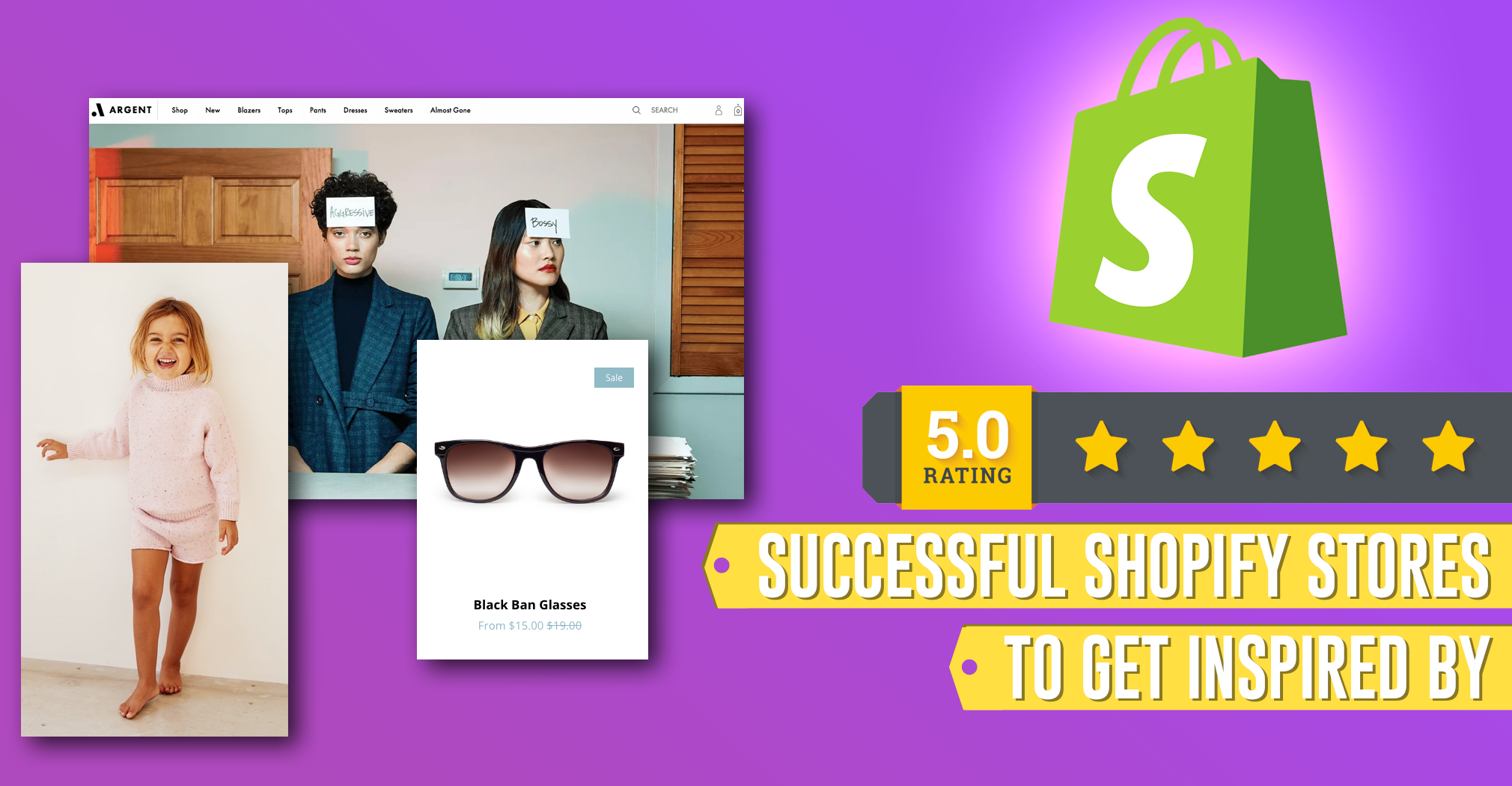 10 Most Successful Shopify Stores in 2020 [eCommerce Inspirations]