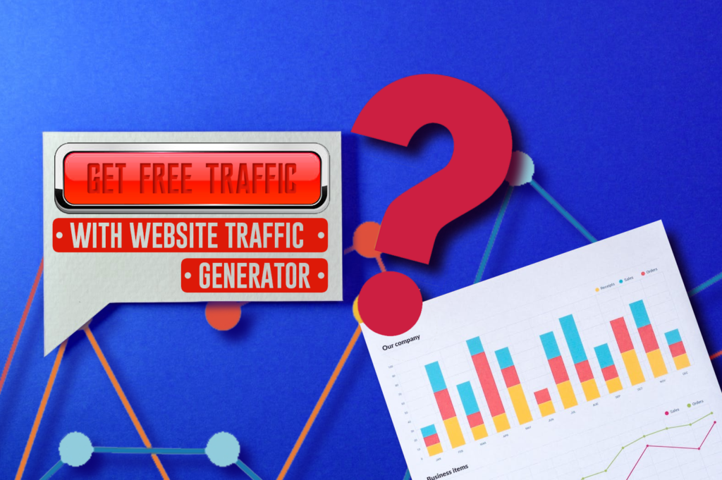 Does Website Traffic Generator Work for You How much is website traffic generator