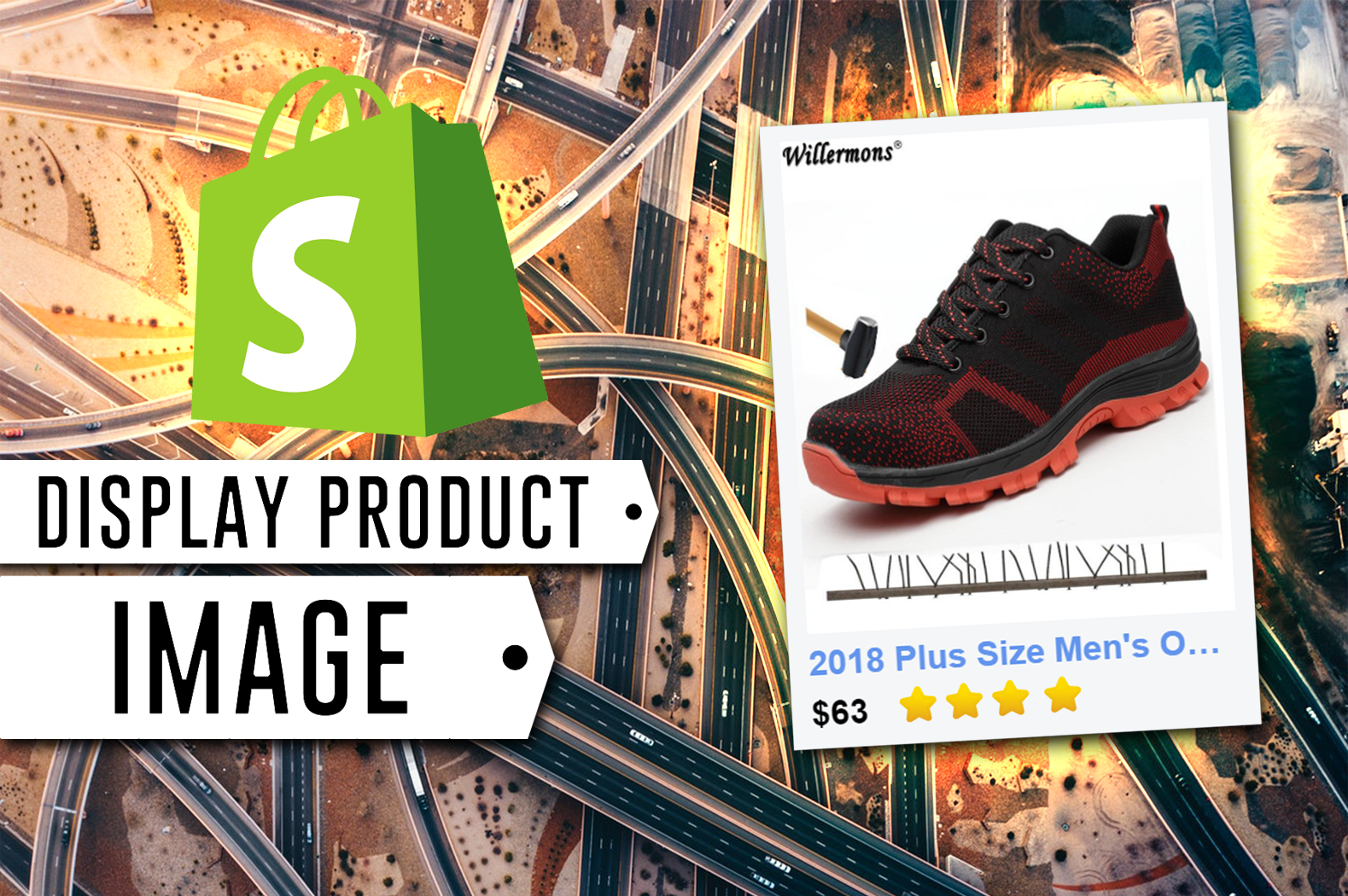 How To Display Product Image Using Shopify API (Ver 2020-01)