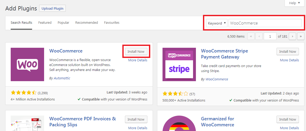 Complete Guide of WooCommerce Installation Process