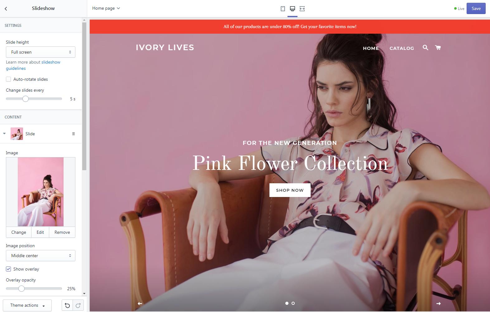 Shopify Theme Customization: Designing Shopify Store 101