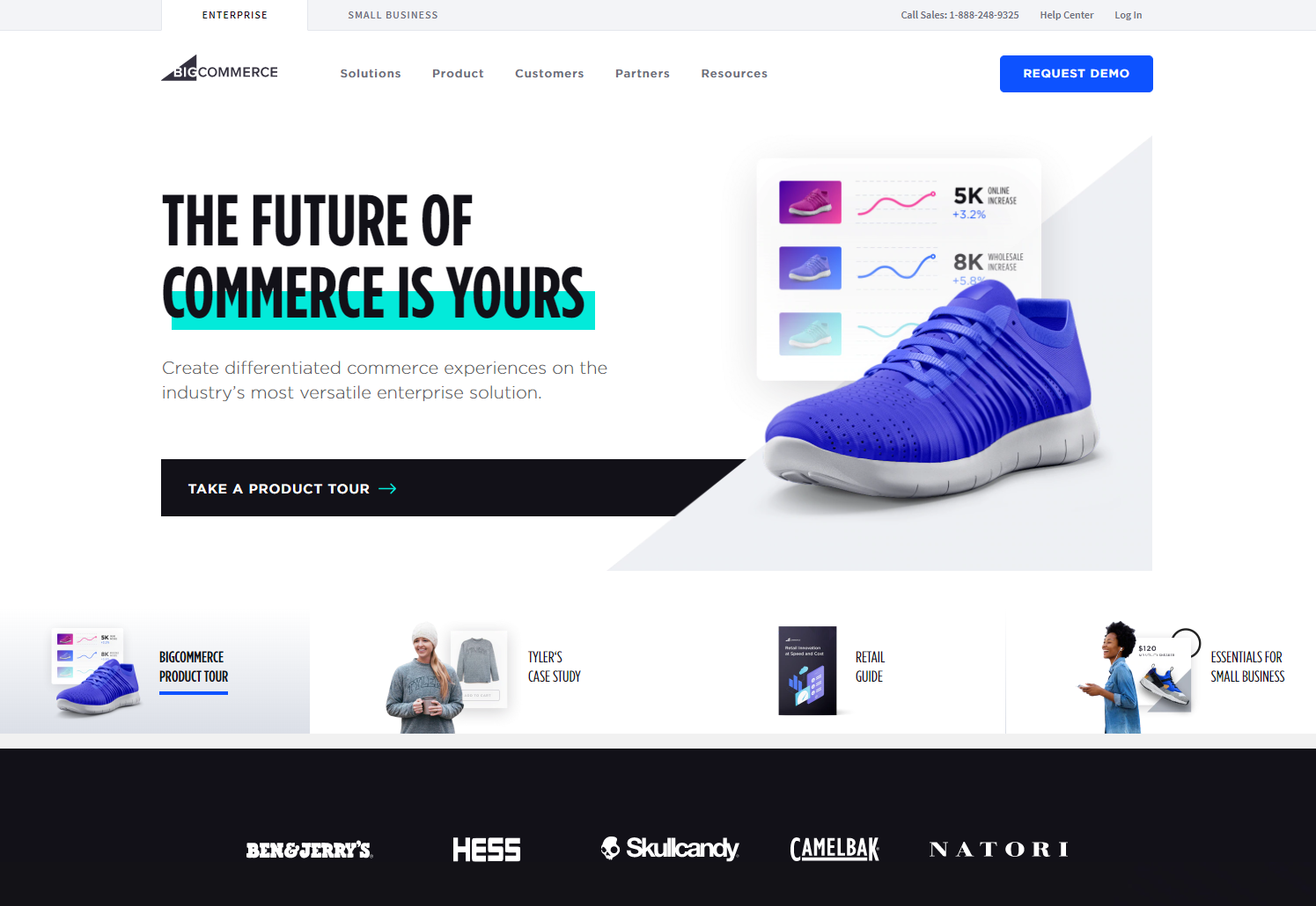 BigCommerce vs Shopify: Which one is better?