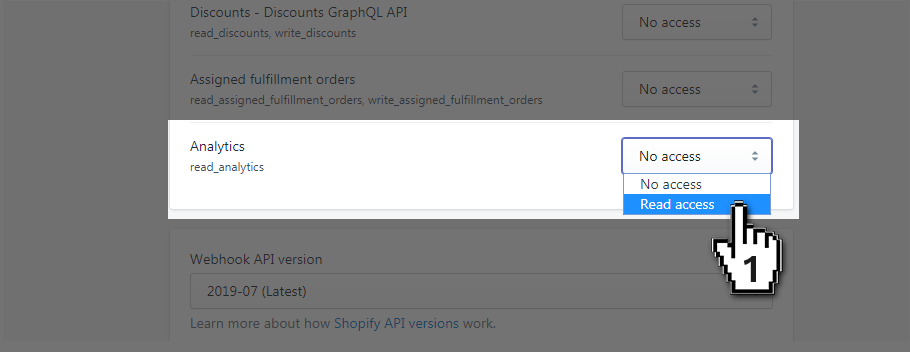 Accessing Analytics with Private Shopify Apps for Shopify Development store | Create Private Shopify App