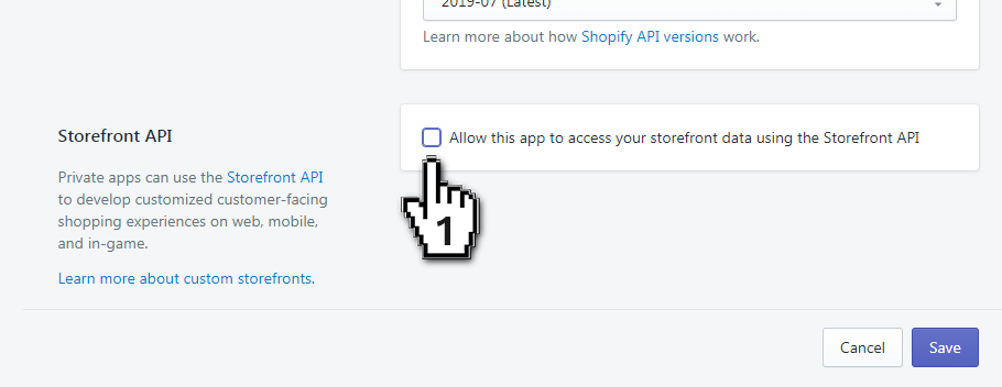 Accessing Storefront API for displaying data publicly | How to Add Private Apps to Shopify Development Store