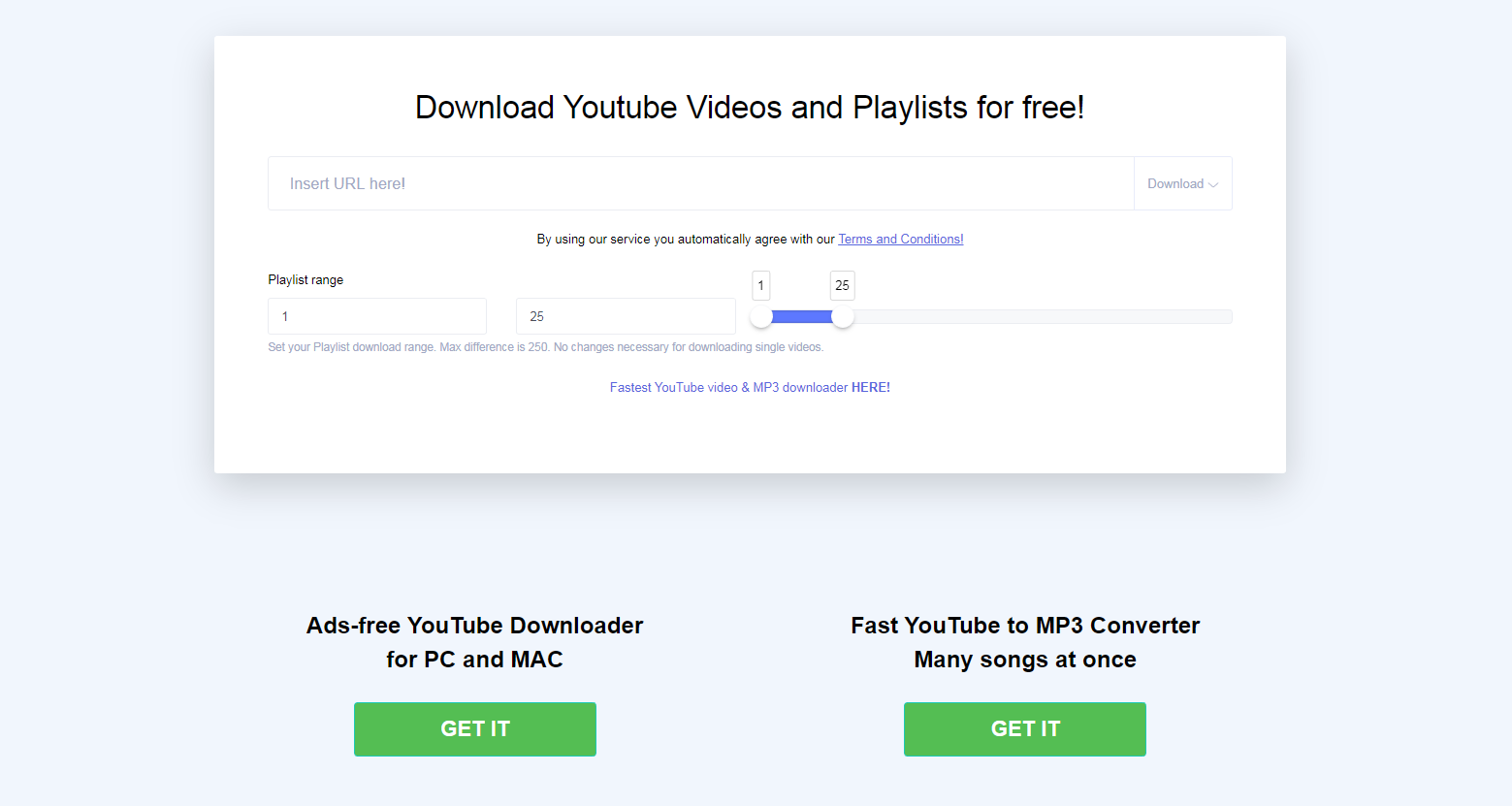 ddownr - Online Downloader