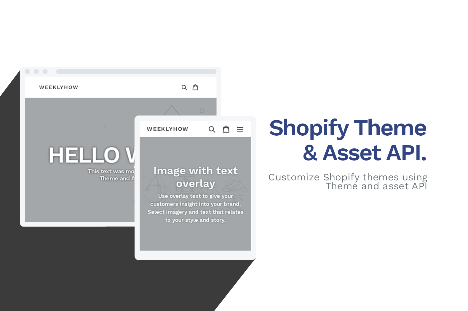 How To Customize Shopify Themes with Theme + Asset API
