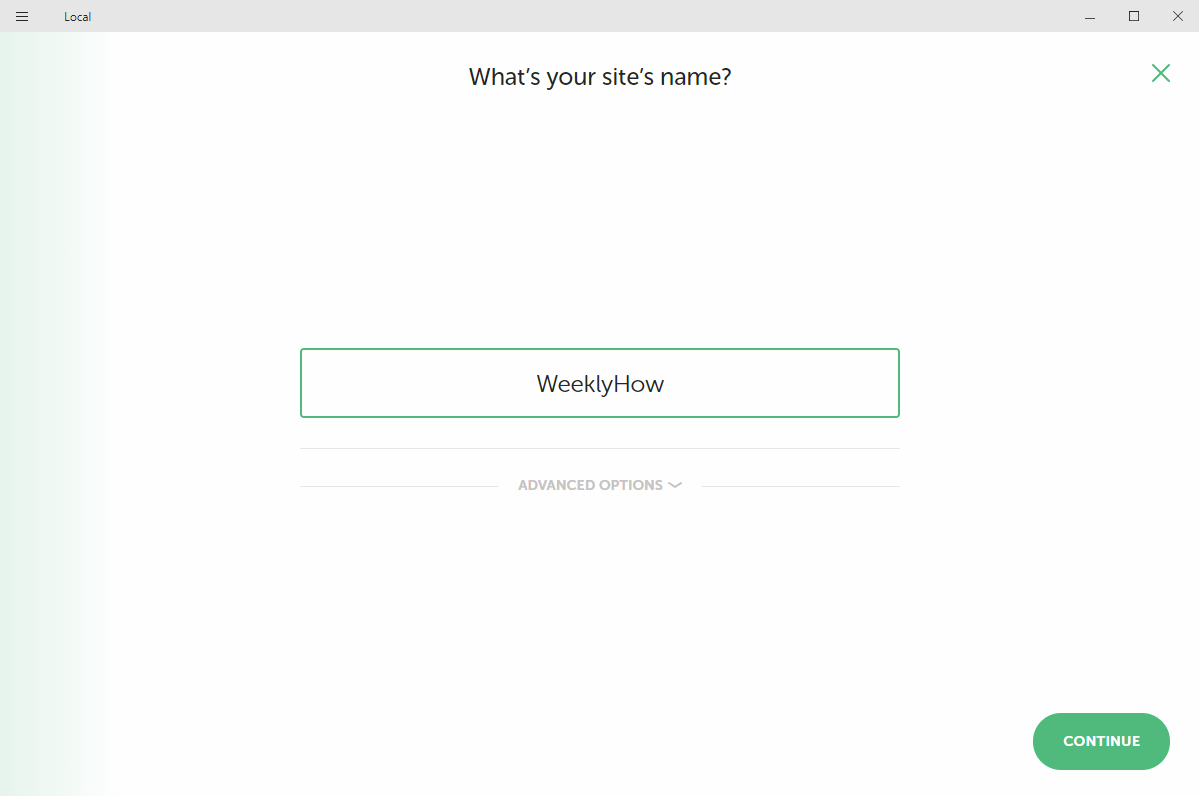 Local by FlyWheel - Creating a new website locally for WordPress Theme Development Tutorial