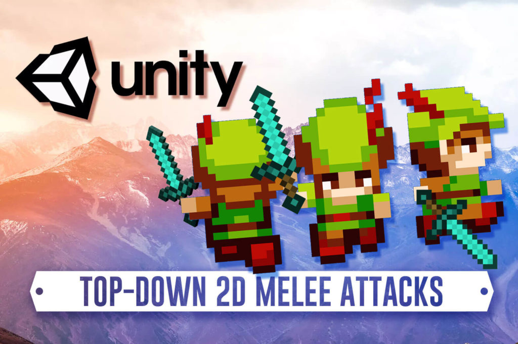 How To Do 2D Melee Combat in Unity 2019