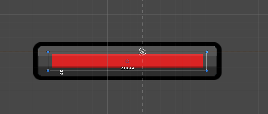 fixing sizing issue in unity 3d