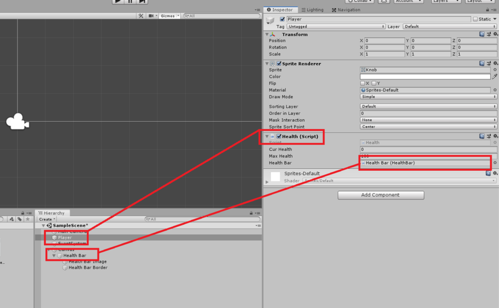 customizing c# script component in unity 3d