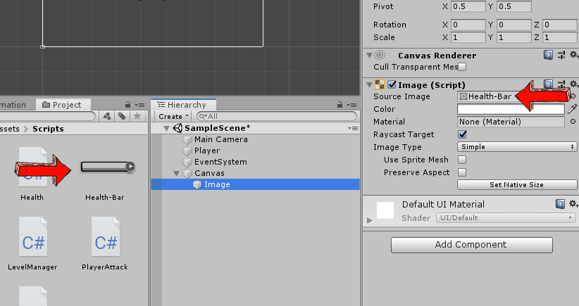 using assets with unity 3d