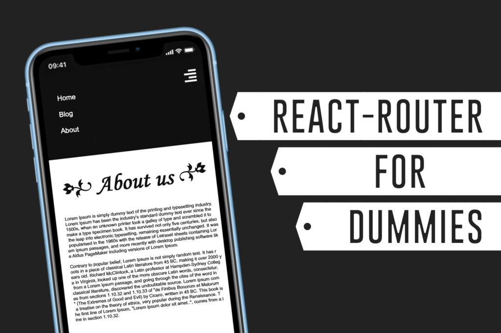 Learn How to Use React Router v5 | React.js Tutorial