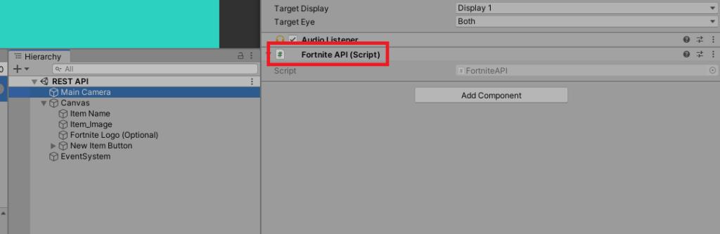 Unity Fortnite Battle Royale API Script Tutorial