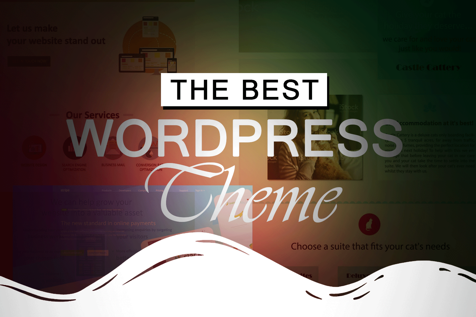 13 Best Selling WordPress Themes in 2020 (Responsive & Premium)