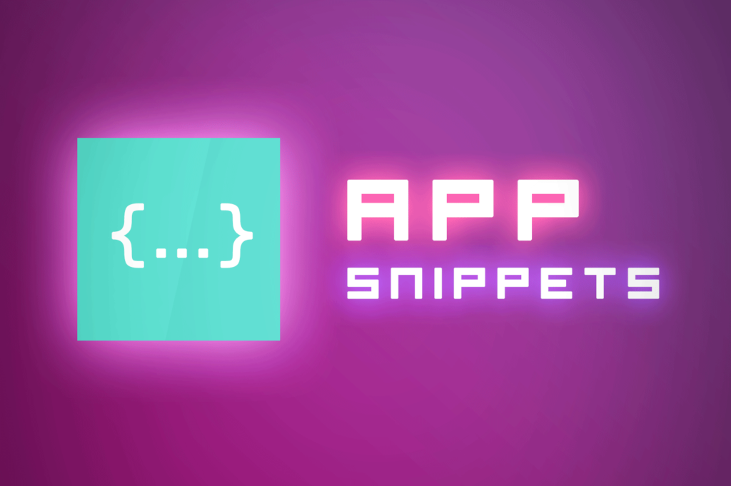 How To Create App Snippets from Shopify Apps to Shopify Stores