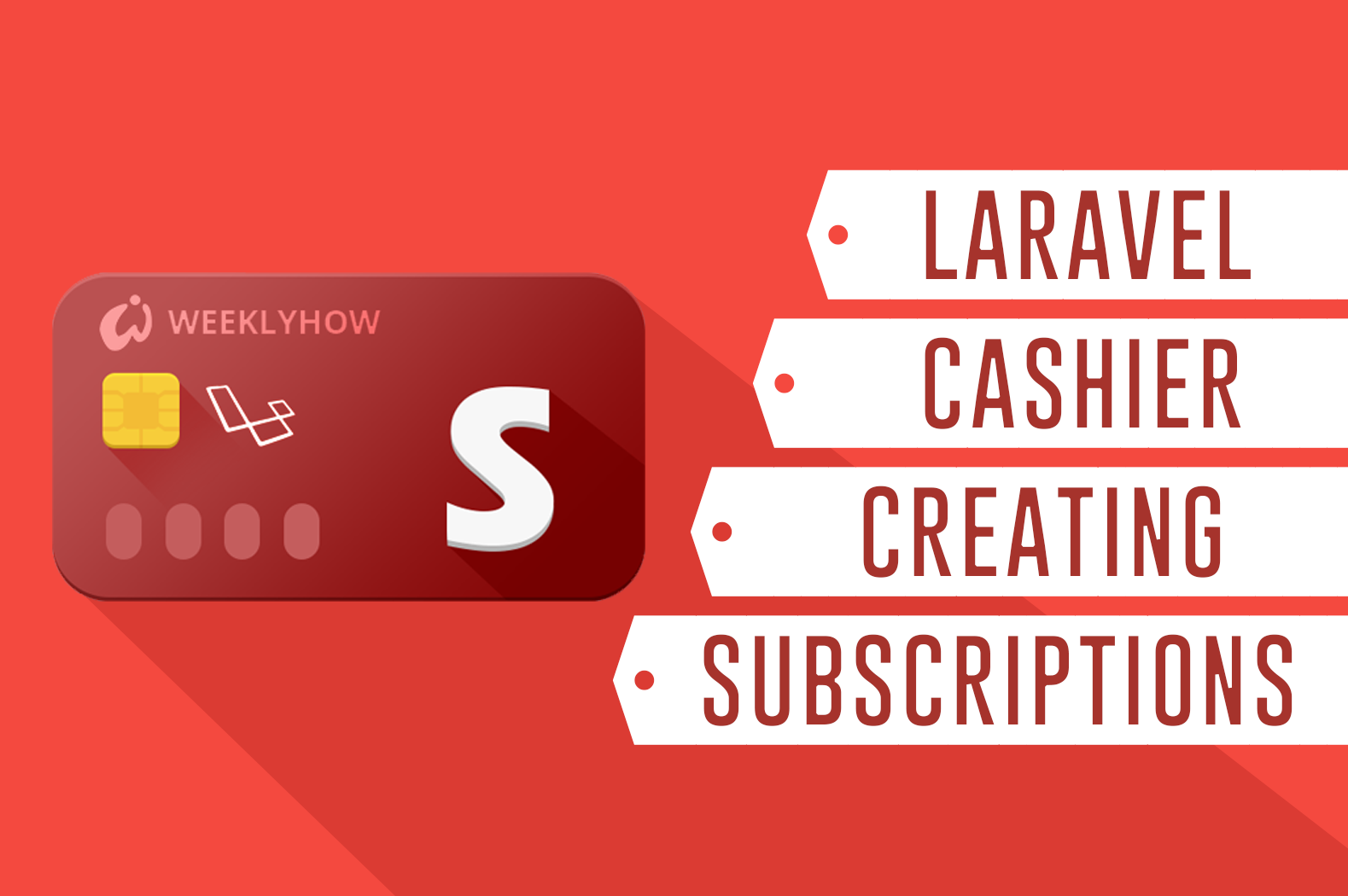 How To Create Website Subscription with Laravel Cashier