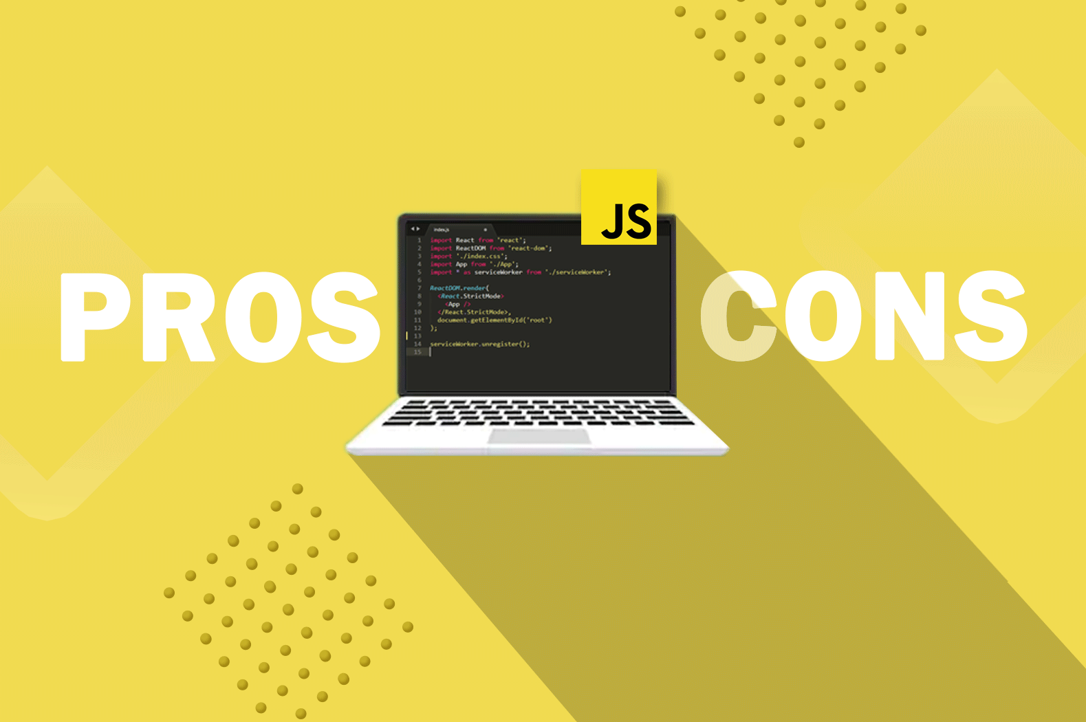 Pros and Cons of JavaScript in 2020 (Become a Developer)