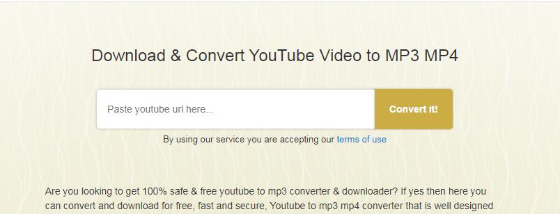 YTBTO - Fast Youtube to WAV Converter