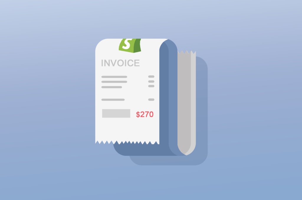 How To Make An Invoice App with Shopify Order API