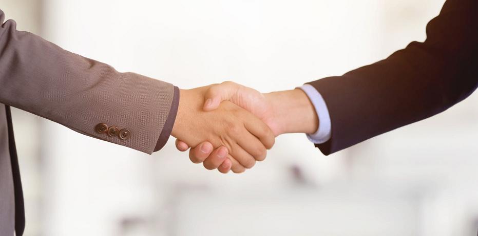 programmer handshake