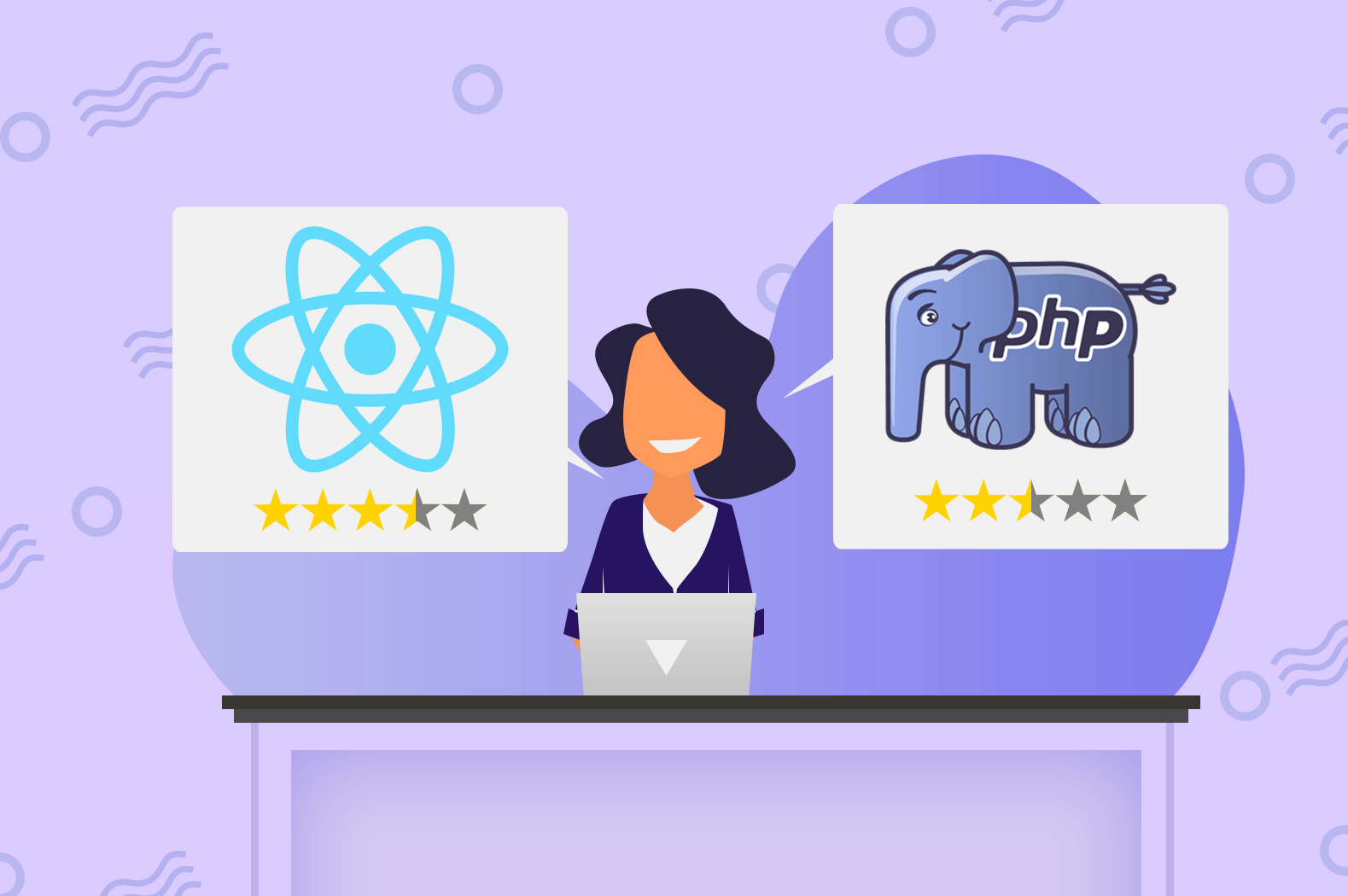 React vs. PHP: Which One Is The Best For Shopify App Development?